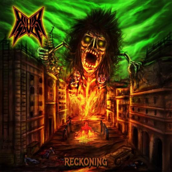 KILLER SOULS - Reckoning CD