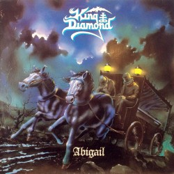 KING DIAMOND - Abigail LP