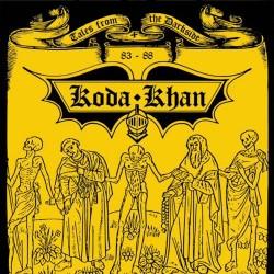 KODA KHAN - Tales From The Darkside 83-88 CD