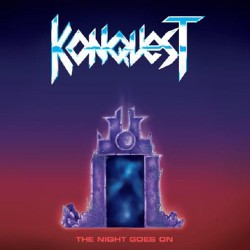 KONQUEST - The Night Goes On MC
