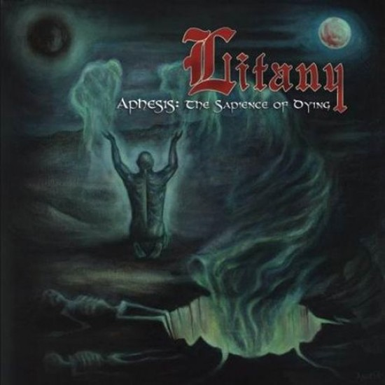 LITANY - Aphesis: The Sapience Of Dying CD