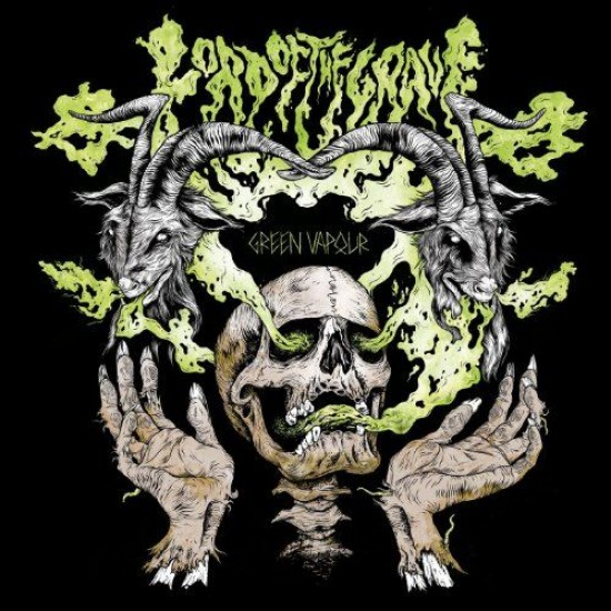 LORD OF THE GRAVE - Green Vapour CD