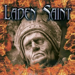 LADEN SAINT - Laden Saint CD