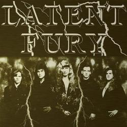 LATENT FURY - Demo 1991 / Beyond Tomorrow CD