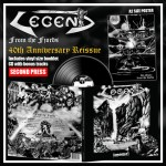 LEGEND - From The Fjords Black Vinyl +5 Bonus (Pre Order)