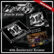 LEGEND - From The Fjords Digipack +5 Bonus Slipcase CD