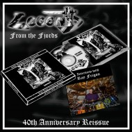 LEGEND - From The Fjords Jewel Case +5 Bonus Slipcase CD