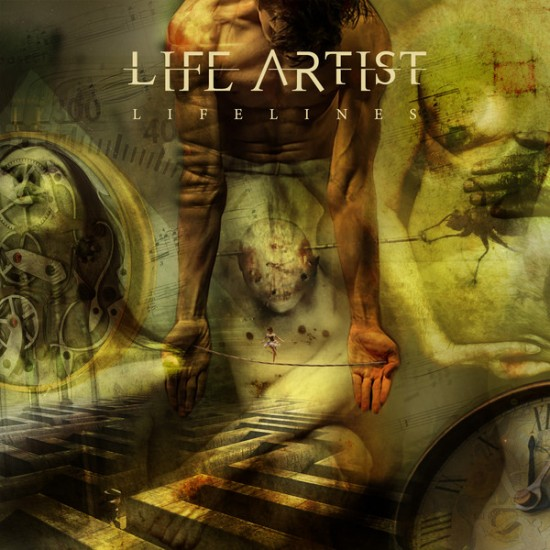LIFE ARTIST - Lifelines CD