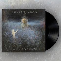 LUNAR SHADOW - Wish To Leave Vinyl LP