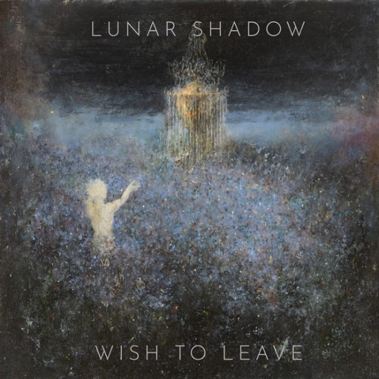 LUNAR SHADOW - Wish To Leave CD