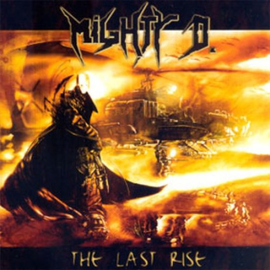 MIGHTY D. - The Last Rise CD