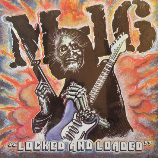 M-16 - Locked and Loaded CD