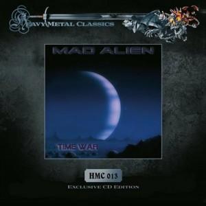 MAD ALIEN - Time War