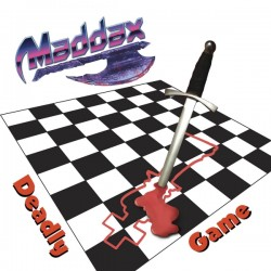 MADDAX - Deadly Game CD