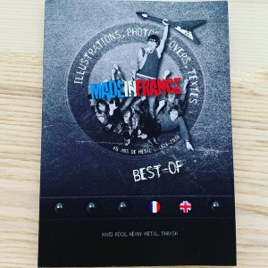 MADE IN FRANCE - Best Of BOOK