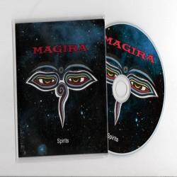 MAGIRA - Spirits CD-R
