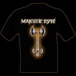 MAJESTIC RITE - Logo T-Shirt