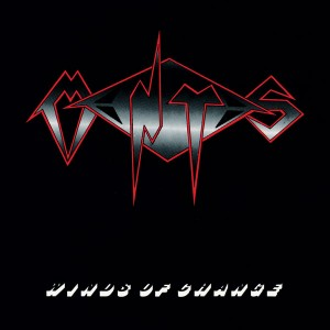 MANTAS - Winds Of Change / Deceiver