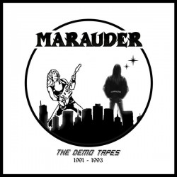 MARAUDER - The Demo Years (1991-1993) CD