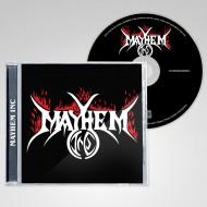 MAYHEM INC - Mayhem Inc SLIPCASE CD