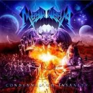 MEGAHERA - Condemned To Insanity CD