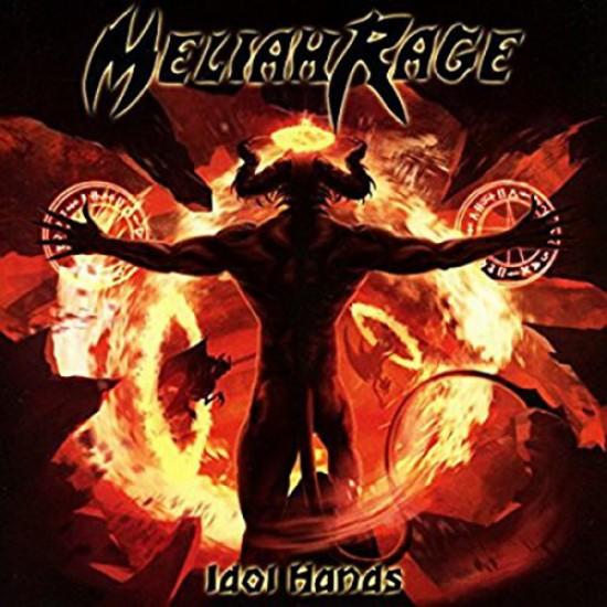 MELIAH RAGE - Idol Hands CD