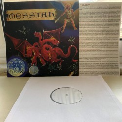 MESSIAH - Final Warning Vinyl (TEST PRESS)