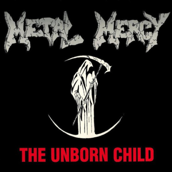 METAL MERCY - The Unborn Child Vinyl LP