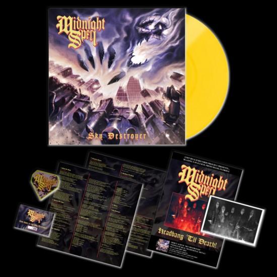 MIDNIGHT SPELL - Sky Destroyer Vinyl LP