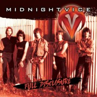 MIDNIGHT VICE - Full Disclosure CD