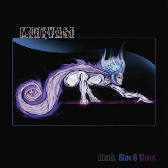 MIDRYASI - Black, Blue & Violet CD