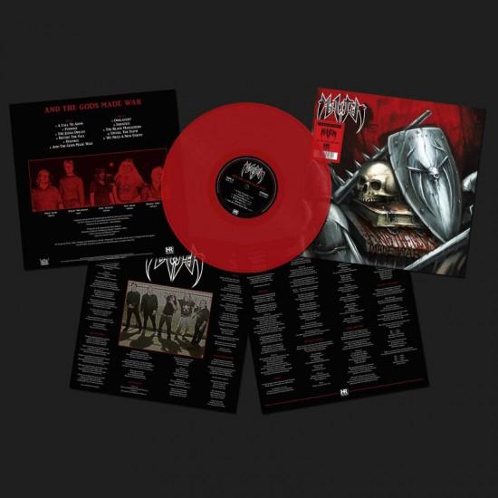 MILITIA - And The Gods Made War Vinyl LP