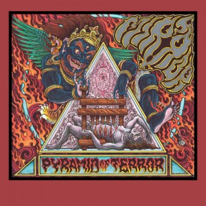 MIRROR - Pyramid Of Terror (Green Vinyl)