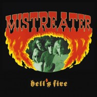 MISTREATER - Hell's Fire Black Vinyl LP