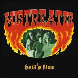 MISTREATER - Hell's Fire CD