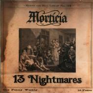 MORTICIA - 13 Nightmares CD