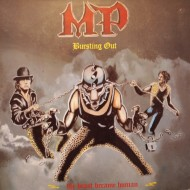 MP - Bursting Out (The Beast Became Human) + Sticker CD