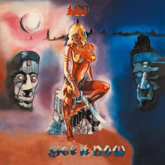 MP - Get It Now Black Vinyl LP