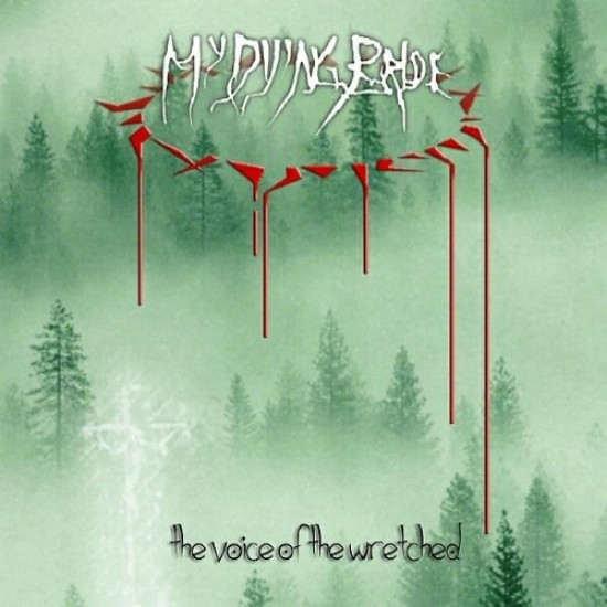 MY DYING BRIDE - The Voice Of The Wretched CD