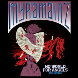MYRAMAINZ - No World For Angels CD