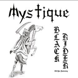 MYSTIQUE - Black Rider CD