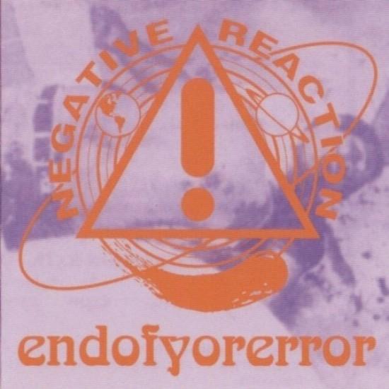 NEGATIVE REACTION - Endofyorerror CD
