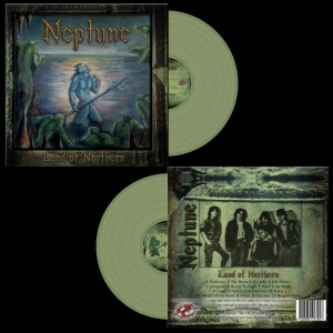 NEPTUNE - Land Of Northern Green Vinyl
