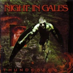 NIGHT IN GALES - Thunderbeast CD
