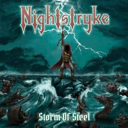 NIGHTSTRYKE - Storm Of Steel CD