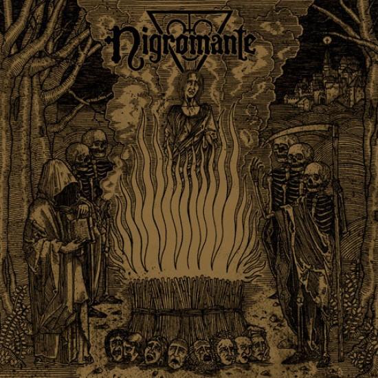 NIGROMANTE - Black Magic Night CD