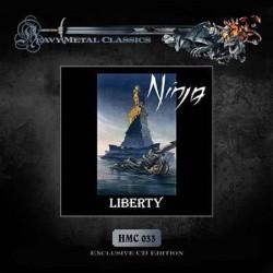 NINJA - Liberty CD