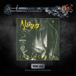 NINJA - Invincible CD