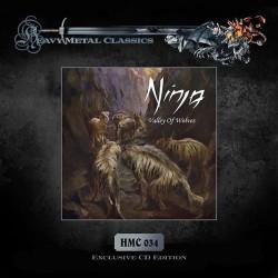 NINJA - Valley Of Wolves CD
