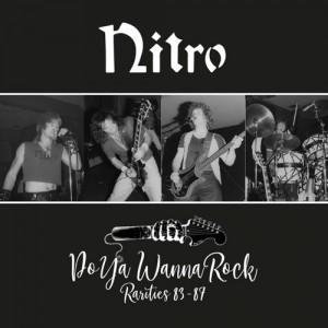 NITRO - Do Ya Wanna Rock - Rarities 83-87